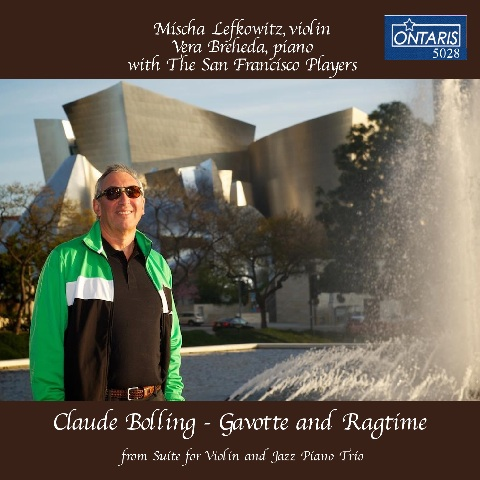 Claude Bolling Gavotte and Ragtime